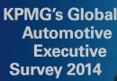 Etude auto KPMG 2014.