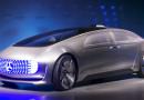 L'automobile de 2030 selon Mercedes-Benz.
